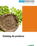 KnaufInsulation Catalog produse 2016