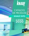 KanufGips Catalog produse si preturi Ianuarie 2020