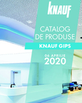 KanufGips Catalog produse si preturi aprilie 2020