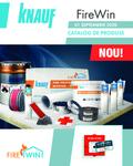 KnaufGips Catalog Sisteme speciale cu protectie la foc FireWin produse si preturi 2020