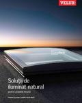 VELUX Brosura solutii de iluminat acoperis terasa 2020
