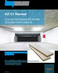 Knauf Insulation Catalog CLT-C1 Thermal