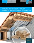 Knauf Insulation Sistem complet izolare acoperis