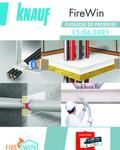 KnaufGips Catalog FireWin Preturi Sisteme speciale cu protectie la foc 2021