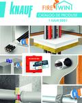 KanufGips Catalog produse FireWin 2021