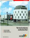 Austrotherm Termoizolarea subsolurilor