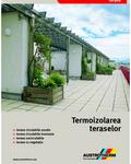 Austrotherm Termoizolarea teraselor
