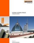 Bauder Catalog produse acoperis terasa