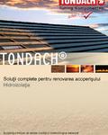 Tondach Solutii pentru substructura acoperisului