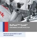DuPont Tyvek Ghid de instalare
