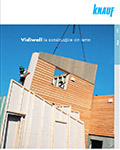 KnaufGips Vidiwall constructii lemn