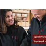 "Egger Profiprogrammne & Ravago ""Produsele EGGER iti aduc beneficii!"""